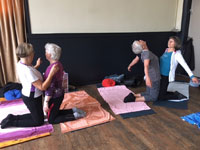 55 plus yoga in Huisduinen